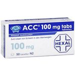 ACC 100 tabs 50 ST