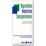 Nystatin Holsten Suspension 48 ML