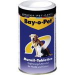 Bay-o-pet Murnil Tabletten vet 80 ST