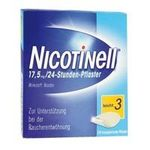 NICOTINELL 17.5MG 24 Stunden Pflaster TTS10 14 ST