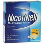 NICOTINELL 35MG 24 Stunden Pflaster TTS20 14 ST