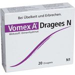 VOMEX A DRAGEES N 20 ST