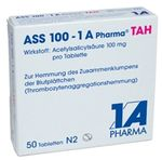 ASS 100 - 1 A Pharma TAH 50 ST