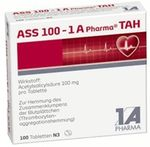 ASS 100 - 1 A Pharma TAH 100 ST