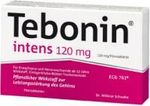 Tebonin intens 120mg 30 ST