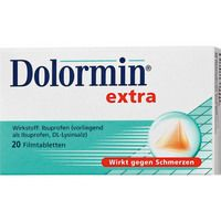 Dolormin extra 20 ST - 0091089