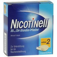 Nicotinell 35MG 24 Stunden Pflaster TTS20 21 ST - 0110071