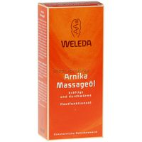 WELEDA Arnika-Massageöl 200 ML - 0357995