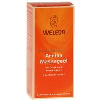 WELEDA Arnika-Massageöl 50 ML - 0358026