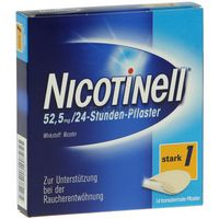 NICOTINELL 52.5MG 24 Stunden Pflaster TTS 30 14 ST - 3764577